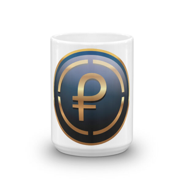 Cryptocurrency Petro Mug