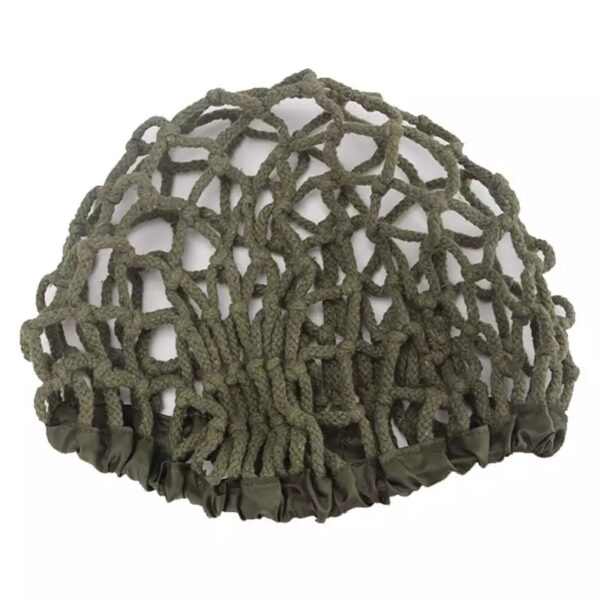 WWII American Military Helmet Net Style Cover