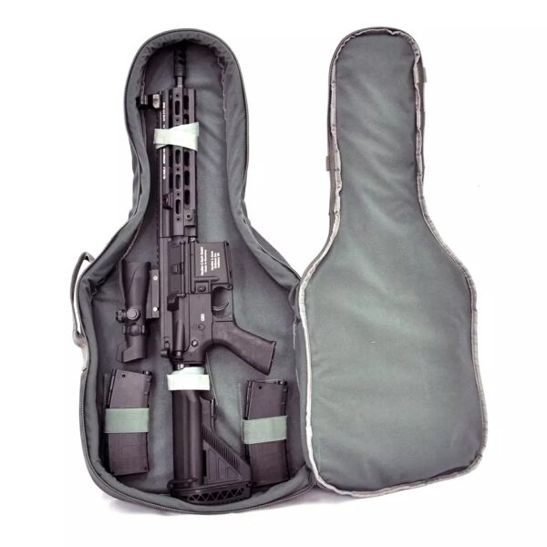 Guitar case but for rifles
