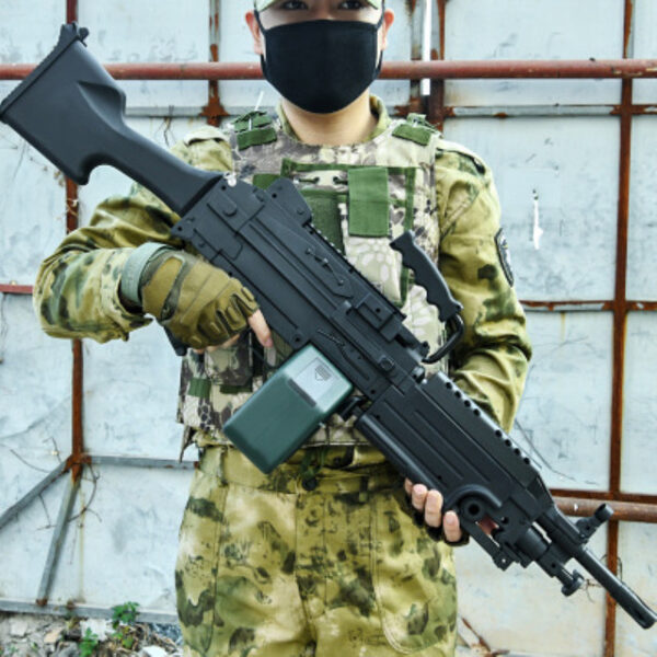 M249 Airsoft gun electric Rifle 96 cm