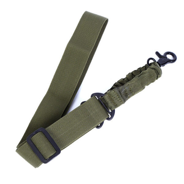 Green security military tactical sling strap