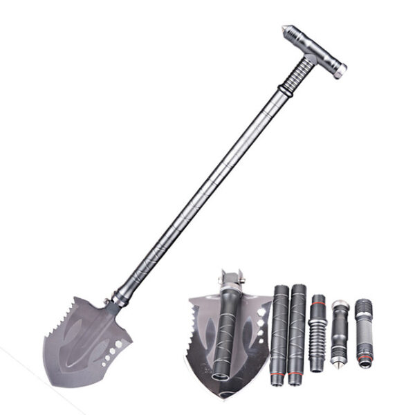 Military Tactical Shovel for Outdoor Camping