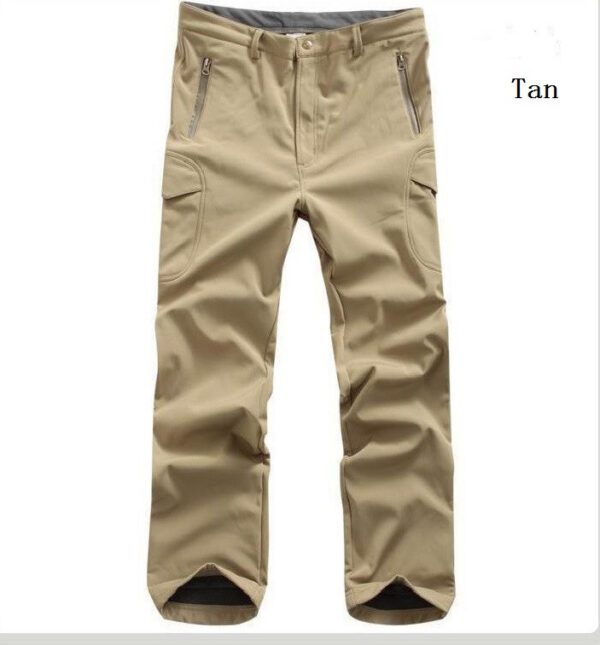 Desert color tactical pants