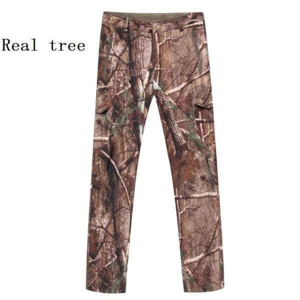 Realtree camouflage tactical pants