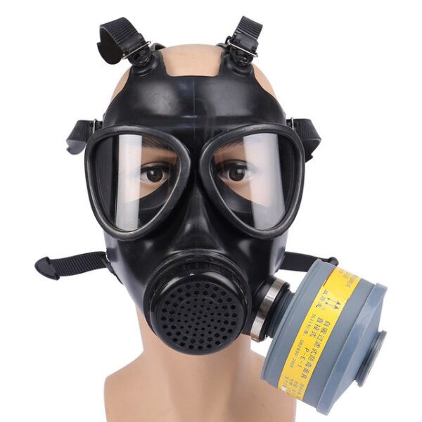 Protective Gas Mask Military with Gas Filter