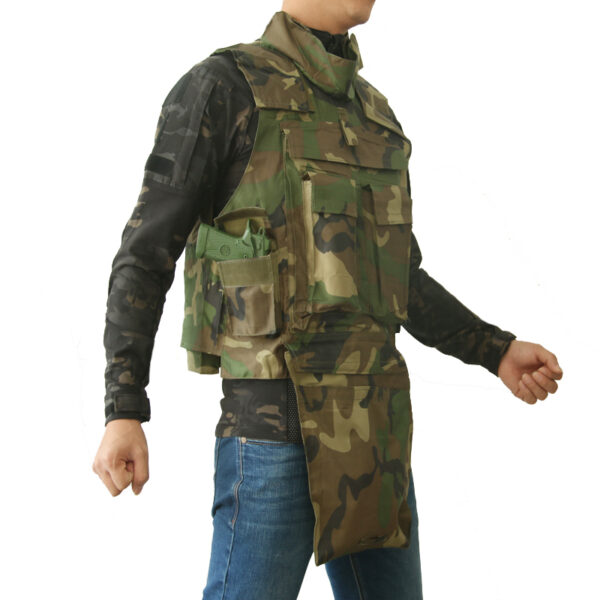 Military Waistcoat Multi Pocket Tactical Vest