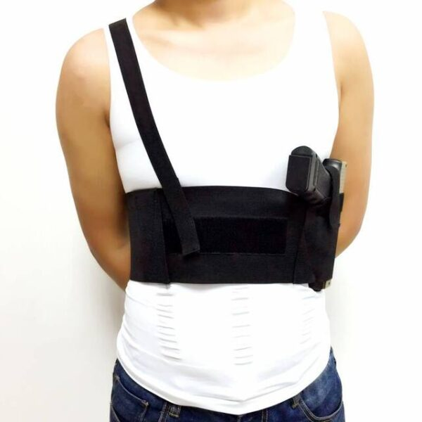 Band Concealed Tactical Weapon Holster