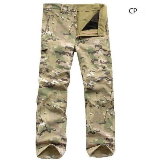CP camouflage tactical pants