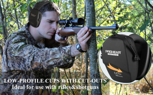 Adjustable Shooting Ear Protection Protector