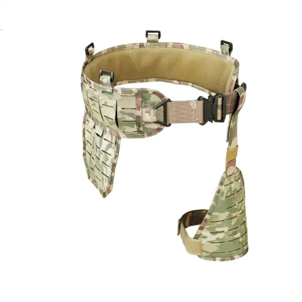 Multicam MOLLE tactical belt