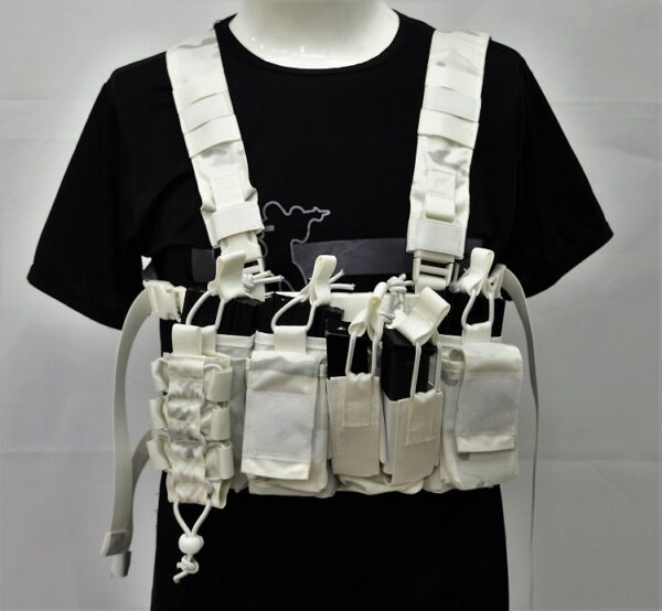 Military Style Tactical Vest