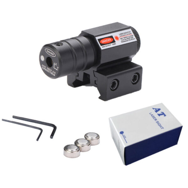 Tactical Mini Red Dot Laser Sight Scope