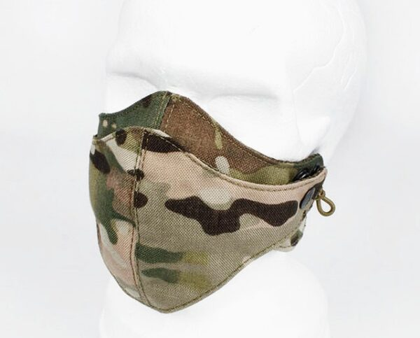CP Half Face Military Multicam Camouflage Mask