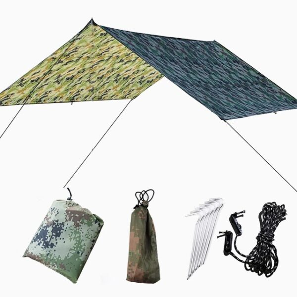 Camouflage Camping Hunting Canvas