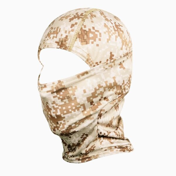 Military Tactical Balaclava ACU beige camouflage