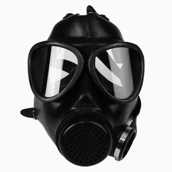 Protective Gas Mask Military without filter cartridge