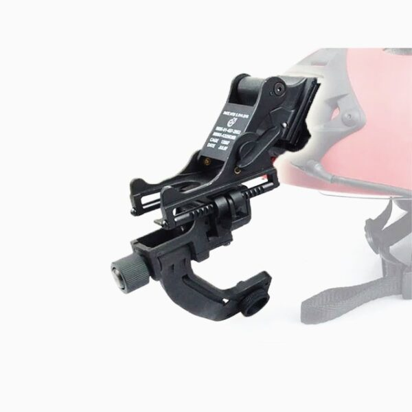 Night vision goggles holder