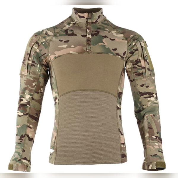 Long sleeve tactical shirt Uniform Crye Precision Camouflage