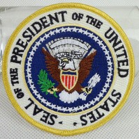 U.S. SEAL OF THE PRESIDENT OF THE UNITED STATES PATCH