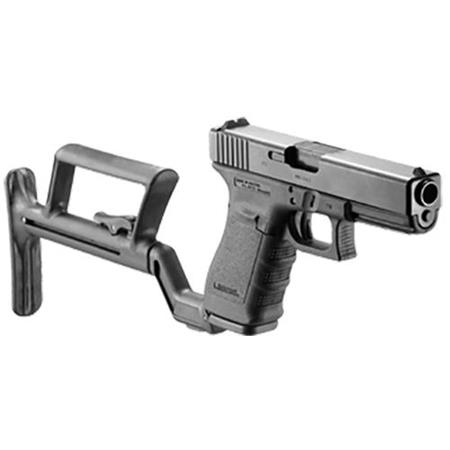 Folding Tactical Stock for Glock