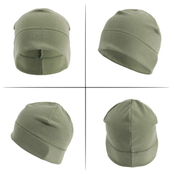 Thermal Cap Winter Warm Beanies Green