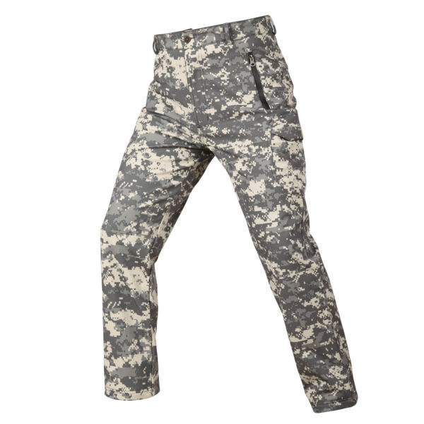 Tactical Pants Soft Universal Camouflage Pattern