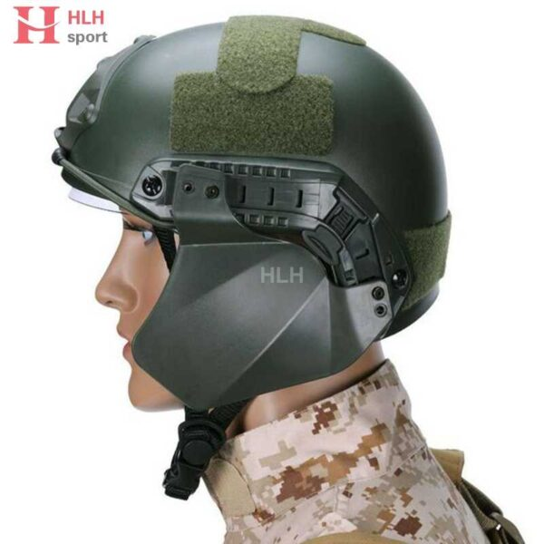 Airsoft Military Tactical Military Combat FAST Side Cover for Helmet