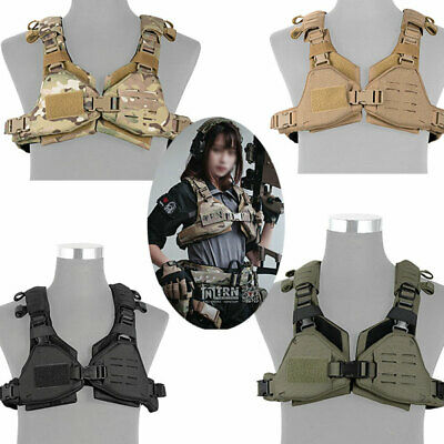 Sexy Bikini Armor Tactical Hunting Vest Chest