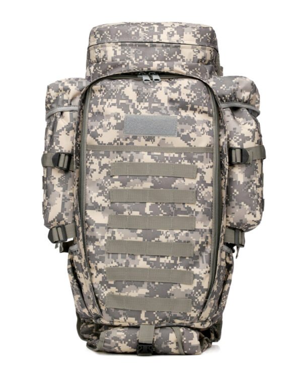 70L Large Capacity Camping Bag Multifunction Military Tactical Backpack